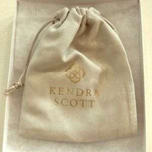 Kendra Scott Tessa Earrings- Beautiful and New!!!